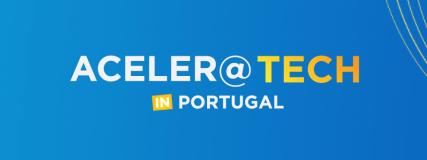 Acceler@tech Portugal Logo